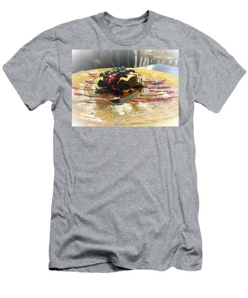 Dessert Italian Style Men's T-Shirt (Athletic Fit)