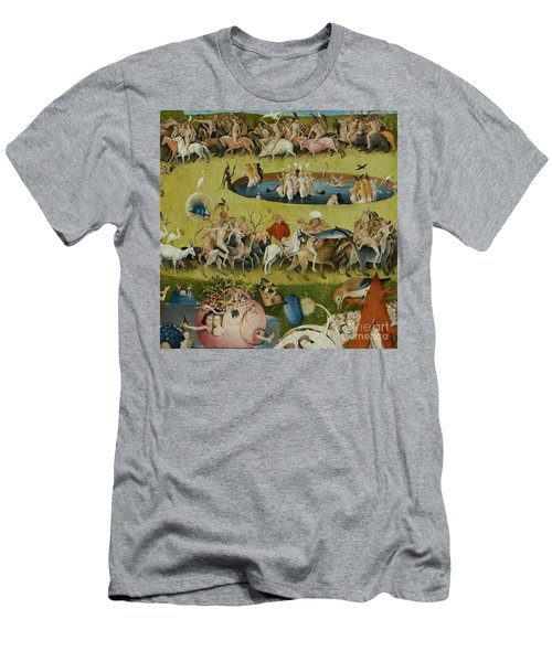 Detail From The Central Panel Of The Garden Of Earthly Delights Men's T-Shirt (Slim Fit)