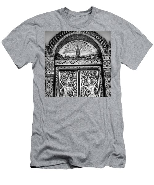 Detail On The Doors Men's T-Shirt (Athletic Fit)
