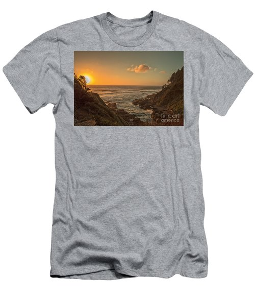 Devils Churn Men's T-Shirt (Slim Fit) by Billie-Jo Miller