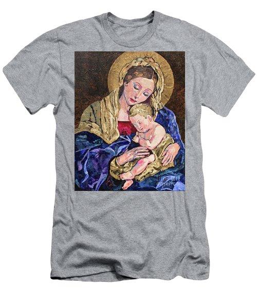 Devine Intervention Men's T-Shirt (Athletic Fit)