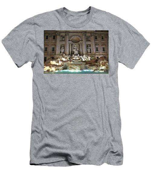 Di Trevi Men's T-Shirt (Athletic Fit)