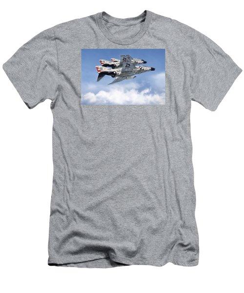 Diamonback Echelon Men's T-Shirt (Athletic Fit)