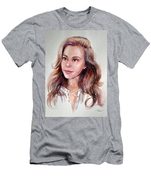Diana Men's T-Shirt (Athletic Fit)