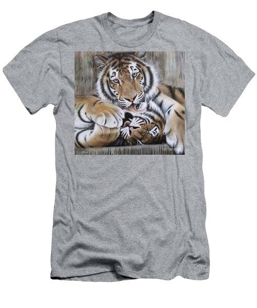 Diana's Duo Men's T-Shirt (Athletic Fit)