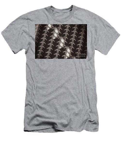 Dices Noir Men's T-Shirt (Athletic Fit)