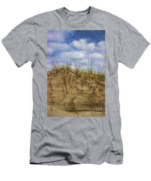 Digging In Deep In Sand Dunes Men's T-Shirt (Athletic Fit)