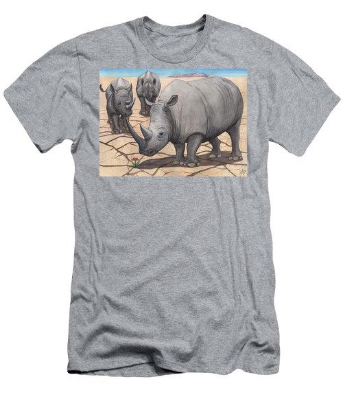 Dilemma Men's T-Shirt (Athletic Fit)