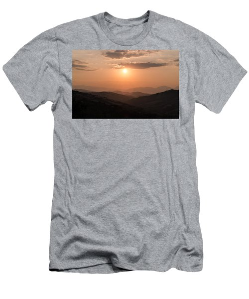 Disciples Of The Sun Men's T-Shirt (Athletic Fit)