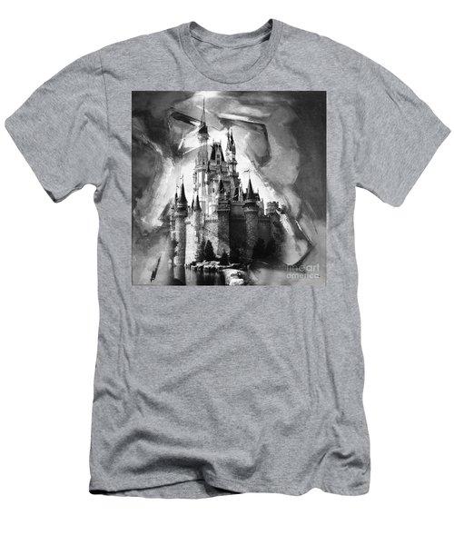 Disney World 031 Men's T-Shirt (Athletic Fit)