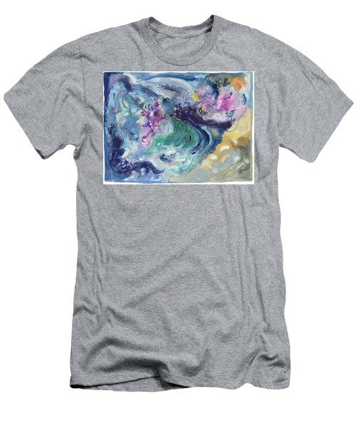 Disseminate Men's T-Shirt (Athletic Fit)