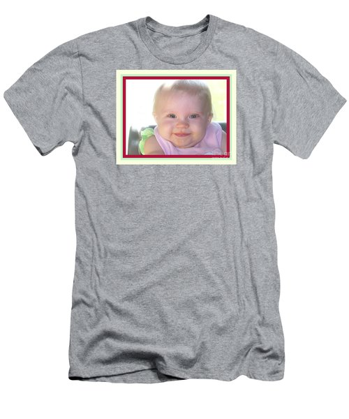 Do I Have Egg On My Face Men's T-Shirt (Athletic Fit)
