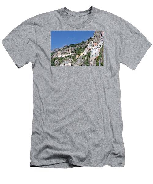 Do Not Sleepwalk Men's T-Shirt (Slim Fit) by Allan Levin