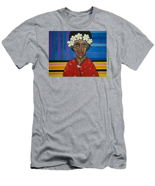 Do The Right Thing Men's T-Shirt (Slim Fit) by Jose Rojas