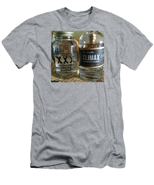 Do You Know Popcorn And Tim? Men's T-Shirt (Athletic Fit)