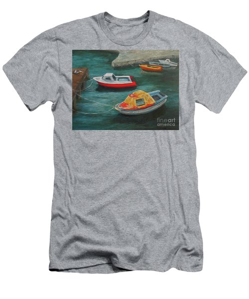 Docked Men's T-Shirt (Athletic Fit)