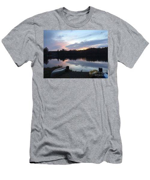 Dockside Pastels Men's T-Shirt (Athletic Fit)