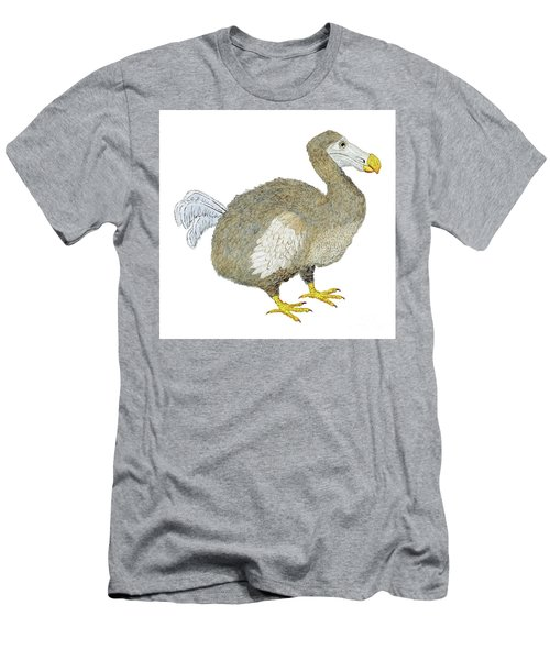 Dodo Bird Protrait Men's T-Shirt (Athletic Fit)