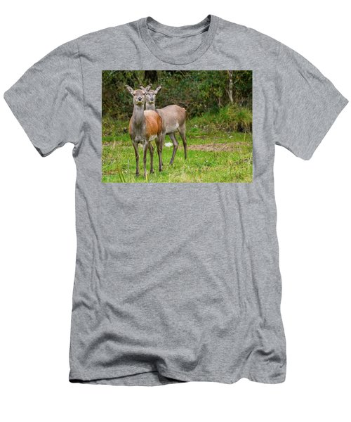Doe Eyed Men's T-Shirt (Athletic Fit)