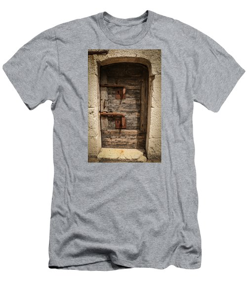 Doge's Jail Door Men's T-Shirt (Athletic Fit)