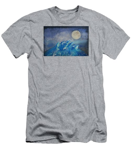 Dolphin Dreams Men's T-Shirt (Athletic Fit)
