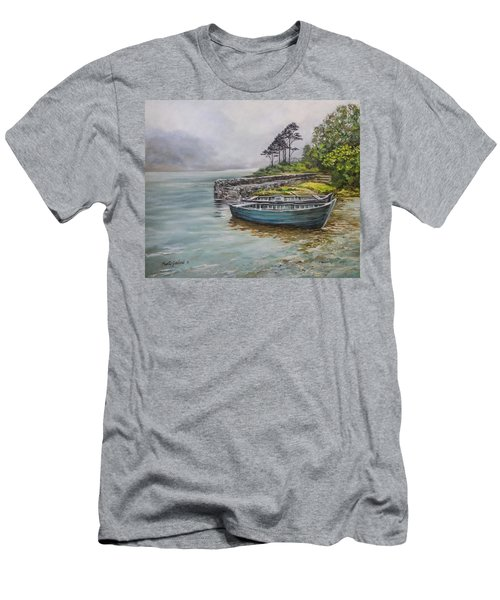 Doolough View Men's T-Shirt (Slim Fit) by Marty Garland