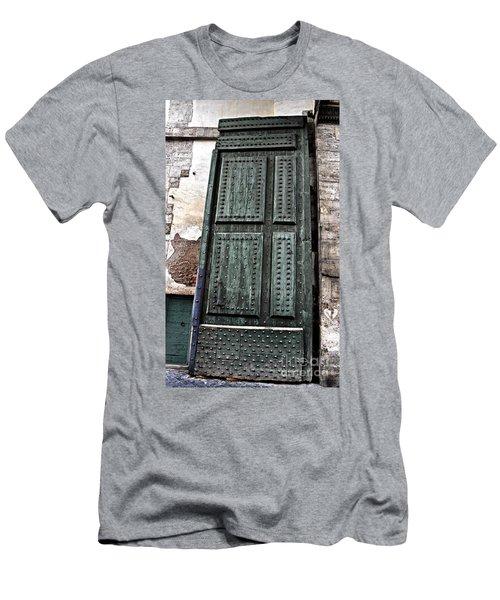 Door To The Roman Gateway Men's T-Shirt (Athletic Fit)
