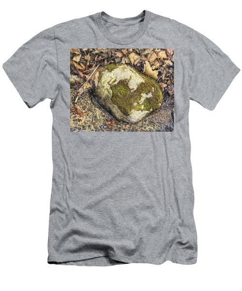 Down By The Stream  Men's T-Shirt (Athletic Fit)