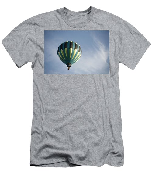 Dragon Cloud With Balloon Men's T-Shirt (Athletic Fit)