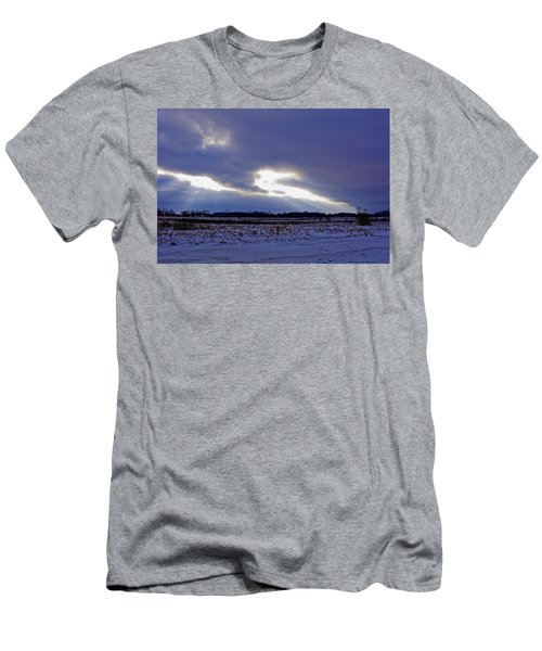 Dragon Light Men's T-Shirt (Athletic Fit)