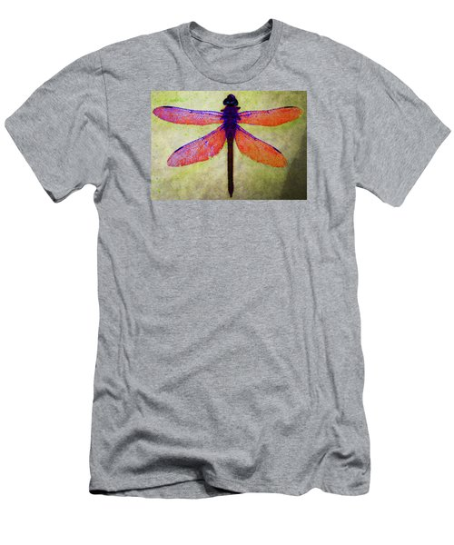 Dragonfly 7 Men's T-Shirt (Slim Fit) by Timothy Bulone