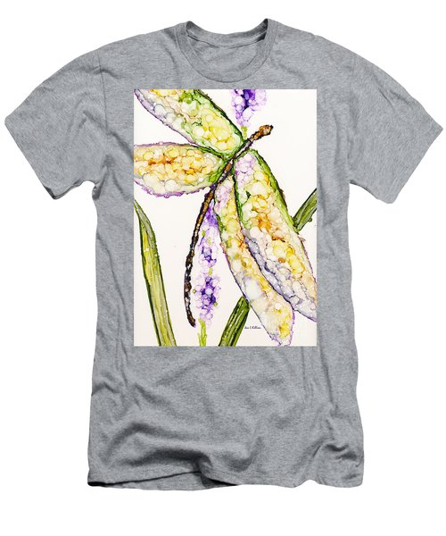Dragonfly Dreams Men's T-Shirt (Athletic Fit)