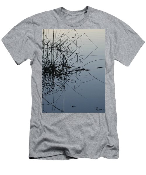 Dragonfly Reflections Men's T-Shirt (Athletic Fit)
