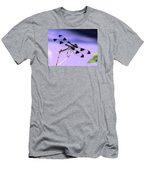 Dragonfly Men's T-Shirt (Slim Fit) by Susan  Dimitrakopoulos