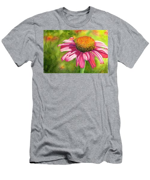 Drawn In Men's T-Shirt (Athletic Fit)