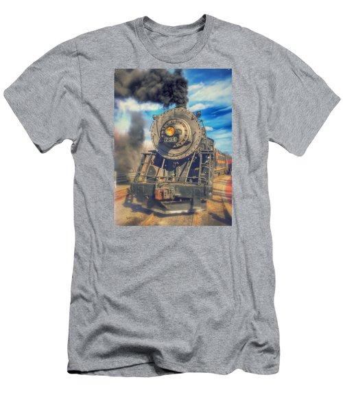 Dream Engine Men's T-Shirt (Athletic Fit)