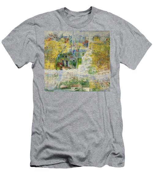 Dream Of Dreams. Men's T-Shirt (Slim Fit) by Sima Amid Wewetzer