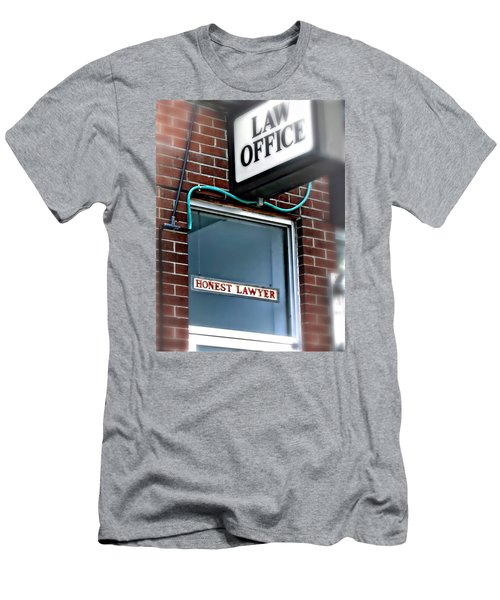 Dream On... Men's T-Shirt (Athletic Fit)