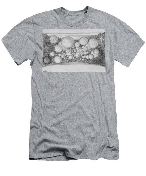 Dream Spirits Men's T-Shirt (Slim Fit) by Charles Bates