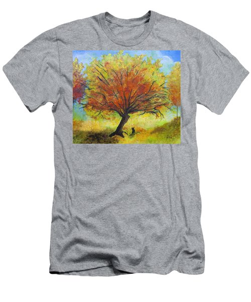 Dreaming Amber Men's T-Shirt (Athletic Fit)
