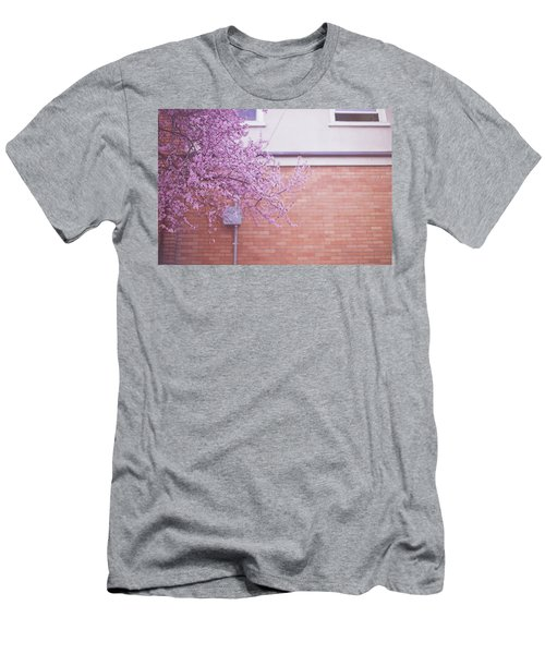 Dreaming Of Blossoming Men's T-Shirt (Athletic Fit)