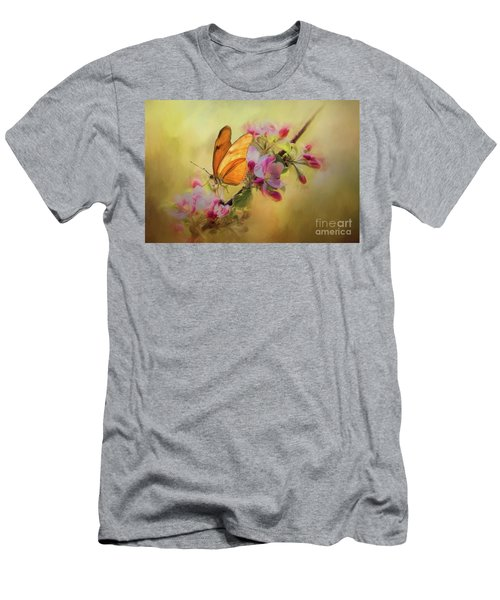 Dreaming Of Spring Men's T-Shirt (Athletic Fit)