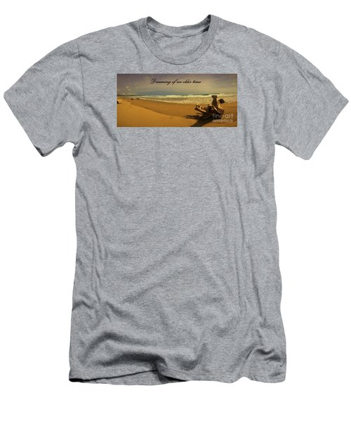 Dreaming Men's T-Shirt (Slim Fit) by Pamela Blizzard