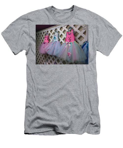 Dress For Three Men's T-Shirt (Slim Fit) by Steve Sperry