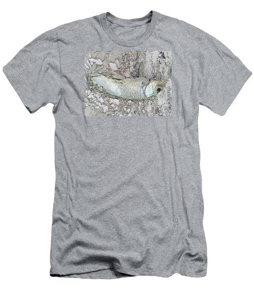 Drought Fish Men's T-Shirt (Athletic Fit)