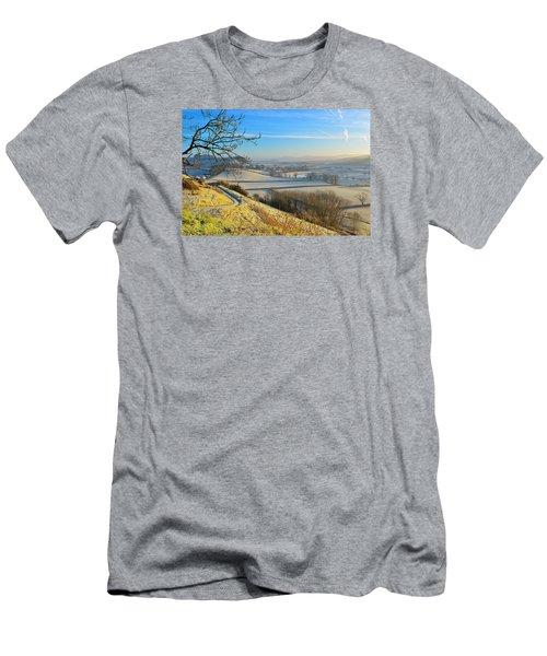 Dryslwyn 1 Men's T-Shirt (Athletic Fit)