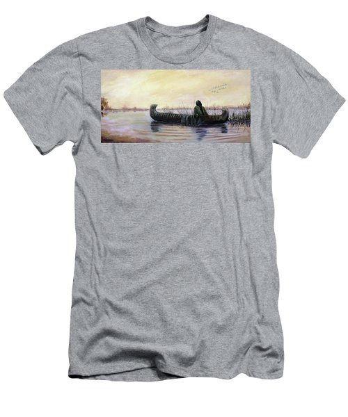 Duck Hunter Men's T-Shirt (Athletic Fit)