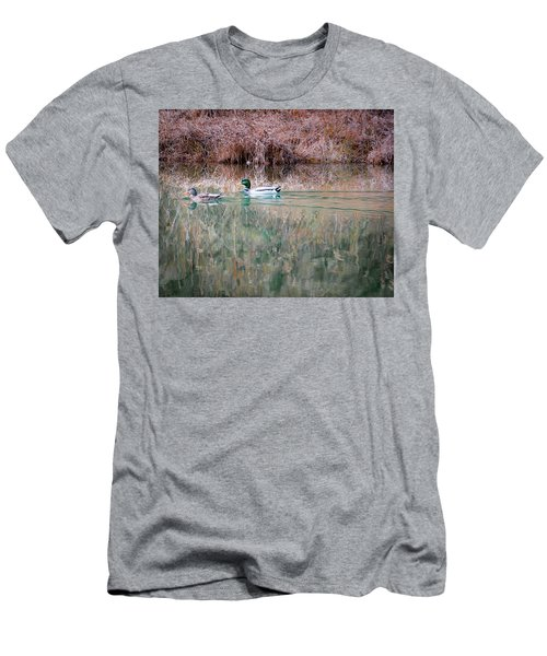 Ducks Men's T-Shirt (Athletic Fit)