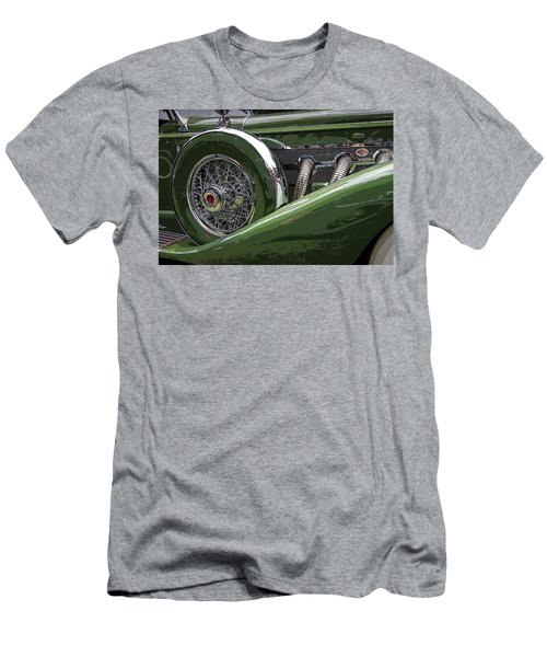 Duesenberg Men's T-Shirt (Slim Fit) by Jim Mathis