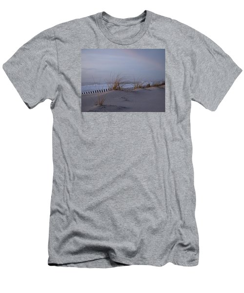 Dune View 2 Men's T-Shirt (Slim Fit) by  Newwwman